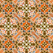 Modern Ornament Geoemtric Pattern Stock Illustration