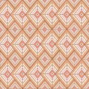 Pattern of rhombuses Stock Illustration