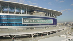 Arena Grêmio -  Foot-Ball Porto Alegrense Stock Footage