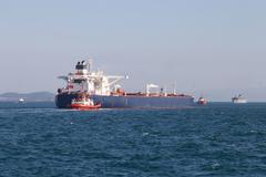 Tanker Ship Stock Photos