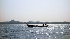 Fisherman Boat. Stock Photos