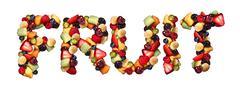 Fruit Concept - stock illustration