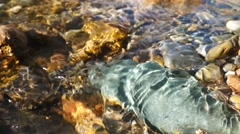Crystal clear creek Stock Footage