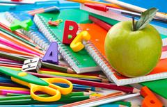 Back to school ! - stock photo