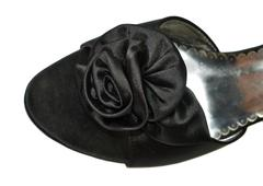 Stock Photo of Black shoes