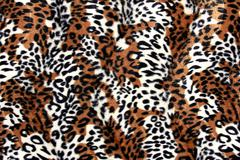 Beautiful tiger fur - colorful texture with orange, beige, and black Stock Photos