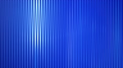 Blue wave slow abstract motion background 2 Stock Footage