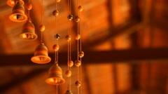 House decorative piece Stock Footage