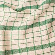 Checkered fragment of cloth Stock Photos