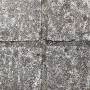 Stone tile floor paving Stock Photos