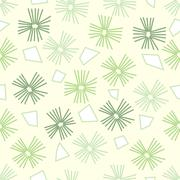 Vector abstract flower pattern paper for scrapbook Stock Illustration