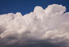 Heavenly Cloudscapes - stock photo
