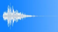 Wooden door impact smash slam 2 Sound Effect