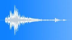 Metal door impact smash slam 2 Sound Effect