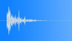 Plastic door impact hit slam 2 Sound Effect