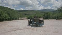River on Chapada Diamantina Stock Footage