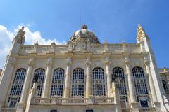 Havana, Cuba: Museum of the Revolution (former Presidential Palace) - stock photo
