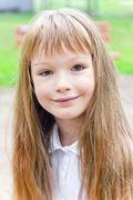 Cute girl - stock photo