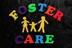 Foster Care Stock Photos