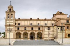 Malaga - stock photo