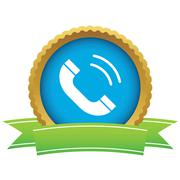 Stock Illustration of Calling certificate icon