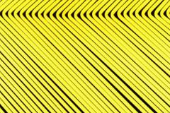 Line up yellow angle in square mosaic block texture Stock Illustration