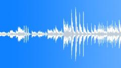 Piano  - The River 02 - sound effect