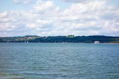Stock Photo of Brombachsee