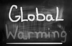Climate Change Concept - stock illustration