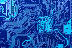 Electronic printed circuit board Kuvituskuvat