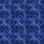 Stock Illustration of Modern Ornate Geometric Seamless Pattern