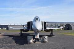F4 Phantom - stock photo