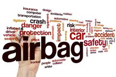 Stock Photo of Airbag word cloud