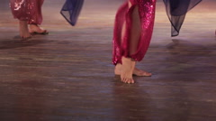 East dances Stock Footage