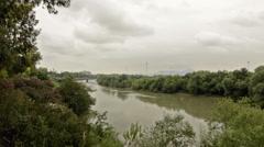 Ceyhan River, Adana Stock Footage