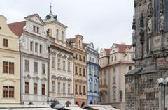 Prague impression - stock photo