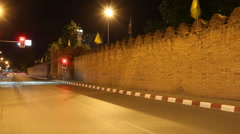 Chiangmai,Thailand Stock Footage