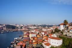 City of Porto in Portugal - stock photo