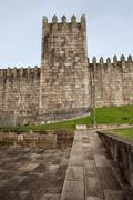 Fernandina Wall City Fortification in Porto Stock Photos