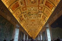 The Vatican Museum - stock photo