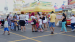 Meadowlands State Fair Stock Footage