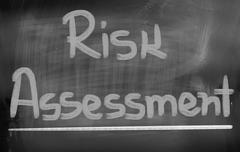Risk Assessment Concept - stock illustration