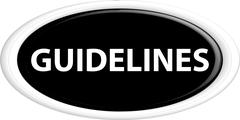 Stock Illustration of Button guideline