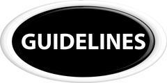 Button guideline Stock Illustration
