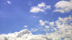 Clouds, Sweden. Stock Footage