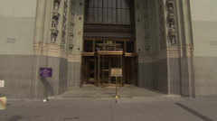 Woolworth Building, New York Stock Footage