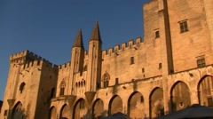 Avignon, Provence, France Stock Footage