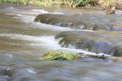 Rapid Water - stock photo