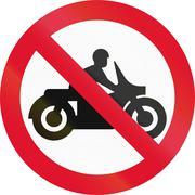 No Motorcycles in Hong Kong Piirros