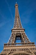 Eiffel Tower in Paris - stock photo